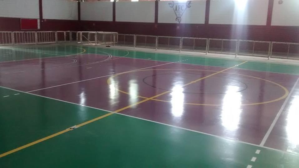 Revitalização do Ginásio Poliesportivo