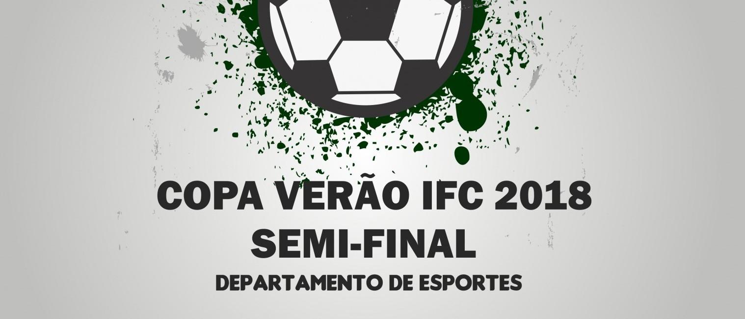 COPA VERÃO SEMI FINAL