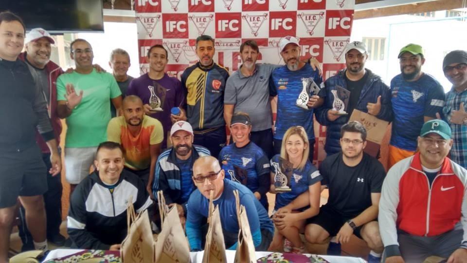Final Torneio de Tênis IFC/2018