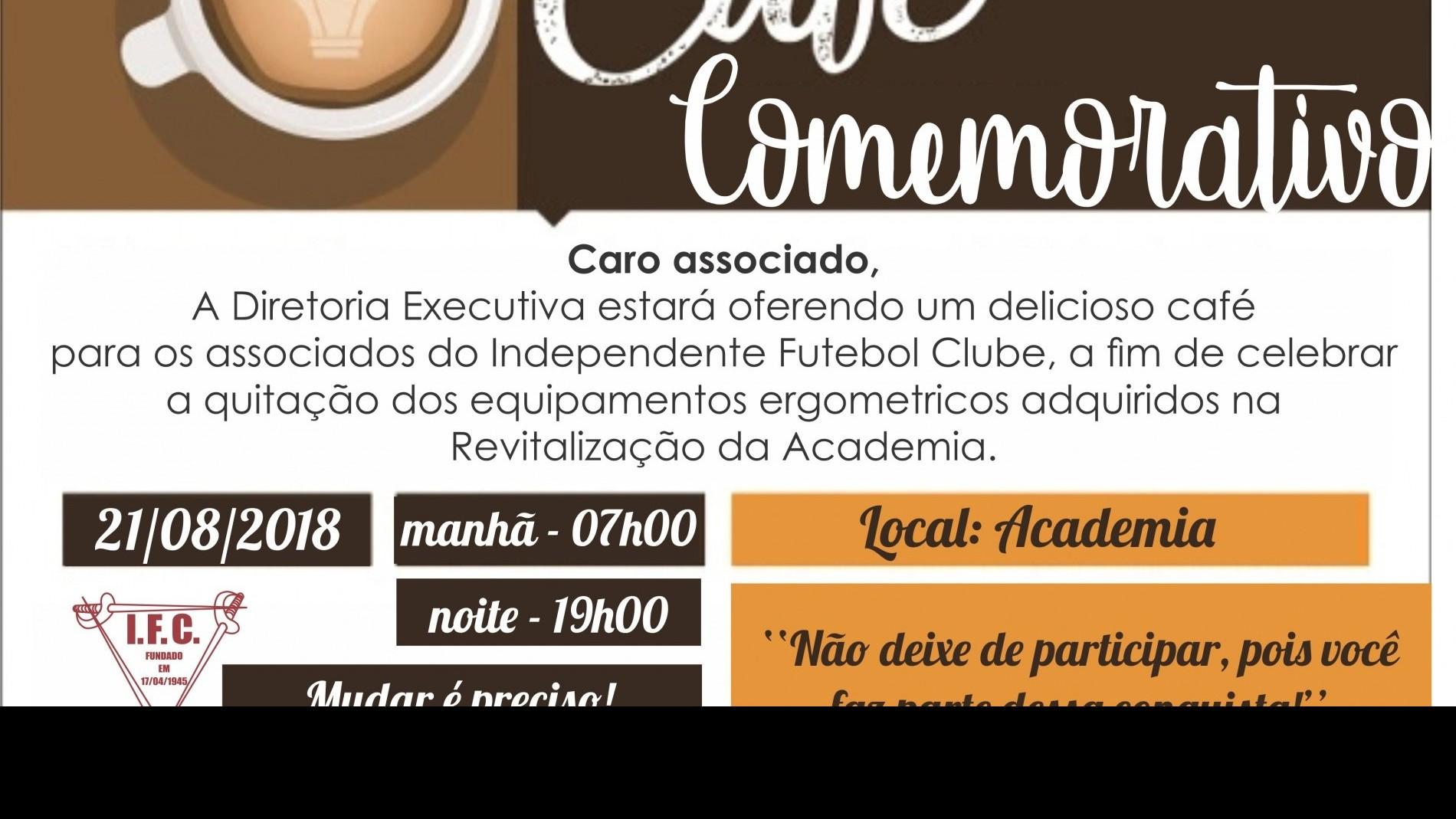 Café Comemorativo