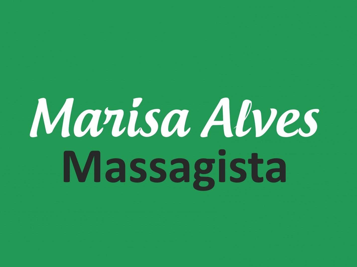 Acupunturista e Massoterapeuta Marisa Alves