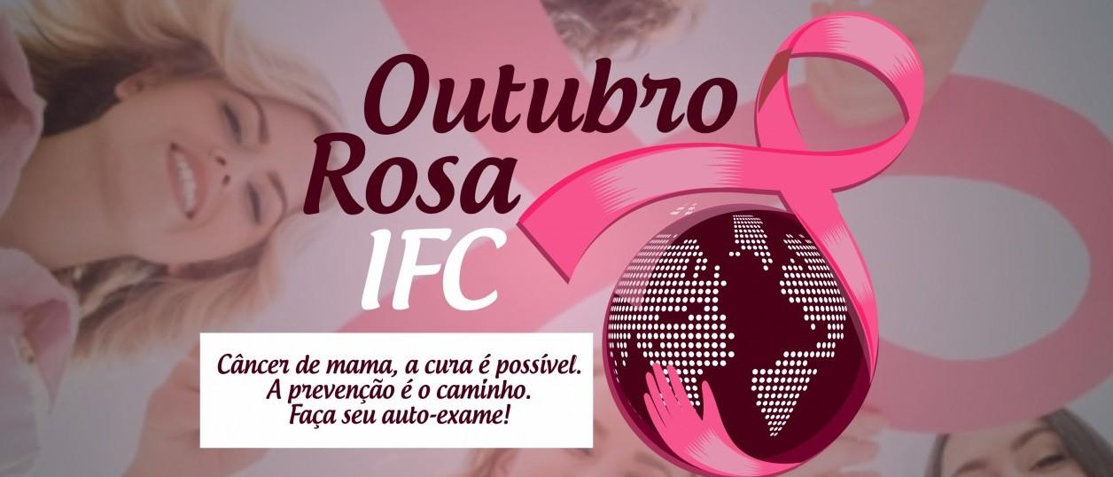 Outubro Rosa IFC/2018
