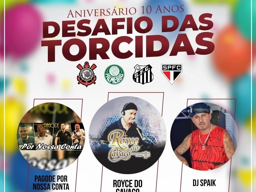 Aniversário das Torcidas IFC