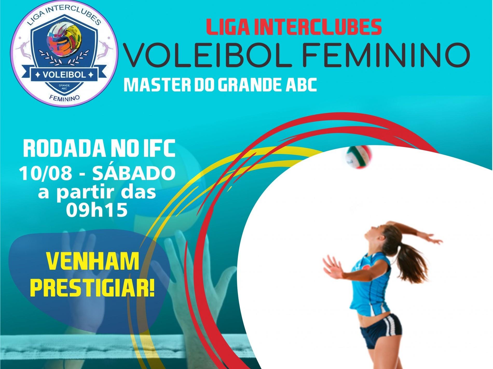 Liga de Interclubes de Vôlei Feminino ABC
